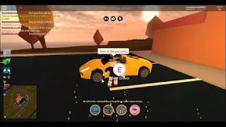 where is the locate of the porche in jailbreak roblox