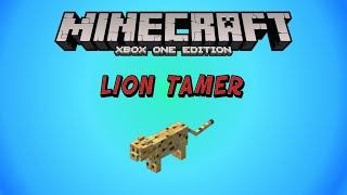 Minecraft (Xbox One/360 & PS3/4/Vita) Lion Tamer Achievement/Trophy Guide