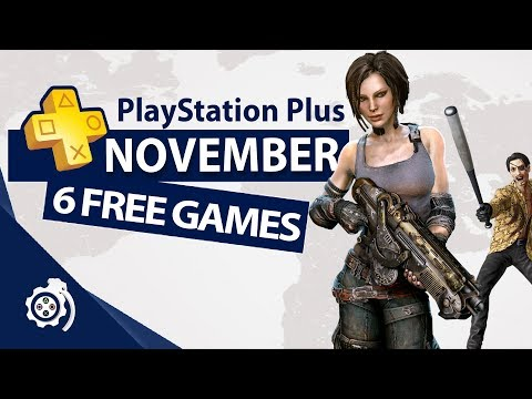 PlayStation Plus (PS+) November 2018