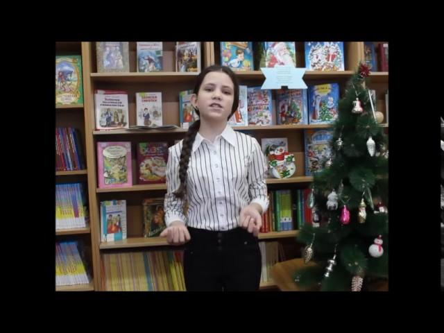 Изображение предпросмотра прочтения – АнастасияБурова читает произведение «Ещё майская ночь» А.А.Фета