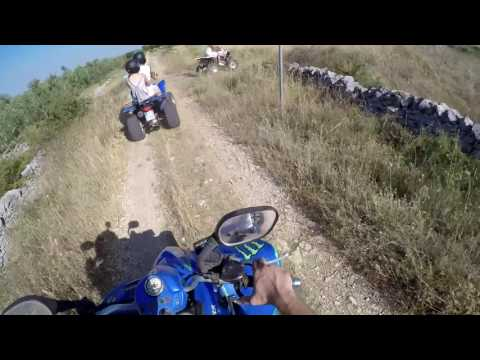 Escursione su quad - ASD ZTL Castel del Monte - Corato (BA) - Puglia - Italy