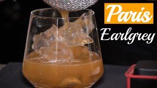 "Cocktail ""paris Earlgrey"" - Lipp La Brasserie - Dammann Mexique"