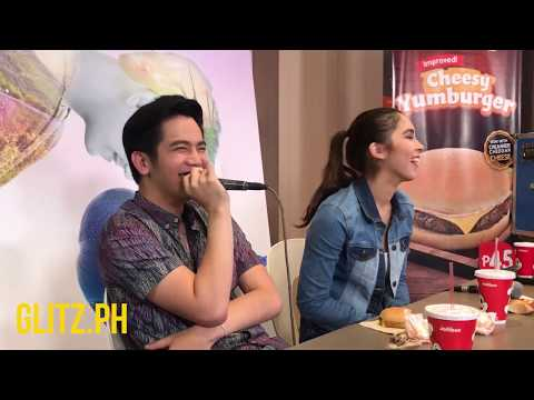 Julia Barretto goes very touchy with Joshua Garcia?