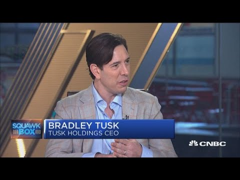 Bradley Tusk on his new book 'The Fixer: Saving Startups from Death by Politics'