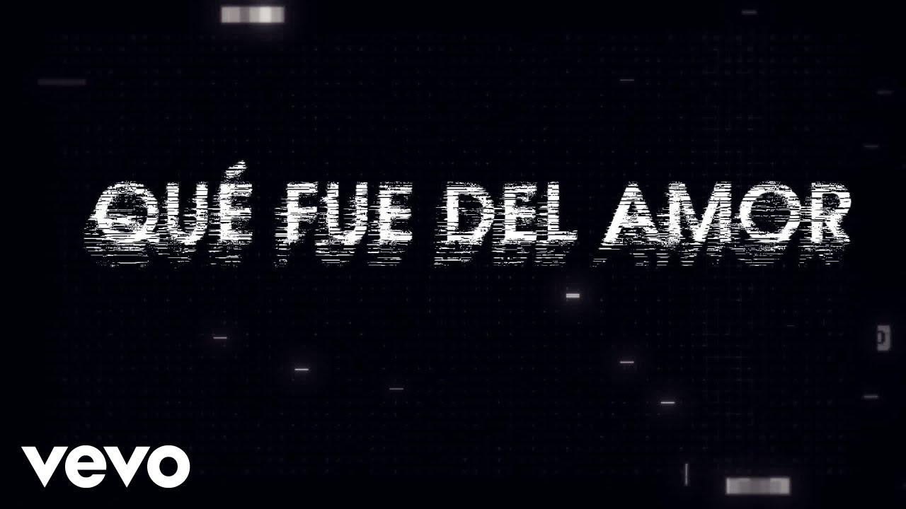 Download RBD - Qué Fue Del Amor (Lyric Video)