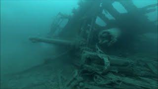 Maiden City Sub Aqua Club Dive The SS. Laurentic.