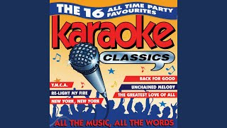 YMCA (Karaoke Version)