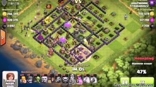 Epic loot raid clash of clans. Crazy loot