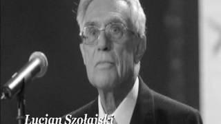 Zmarli: Tadeusz Kozłowski, Karol Jakubowicz, Lucjan Szołajski