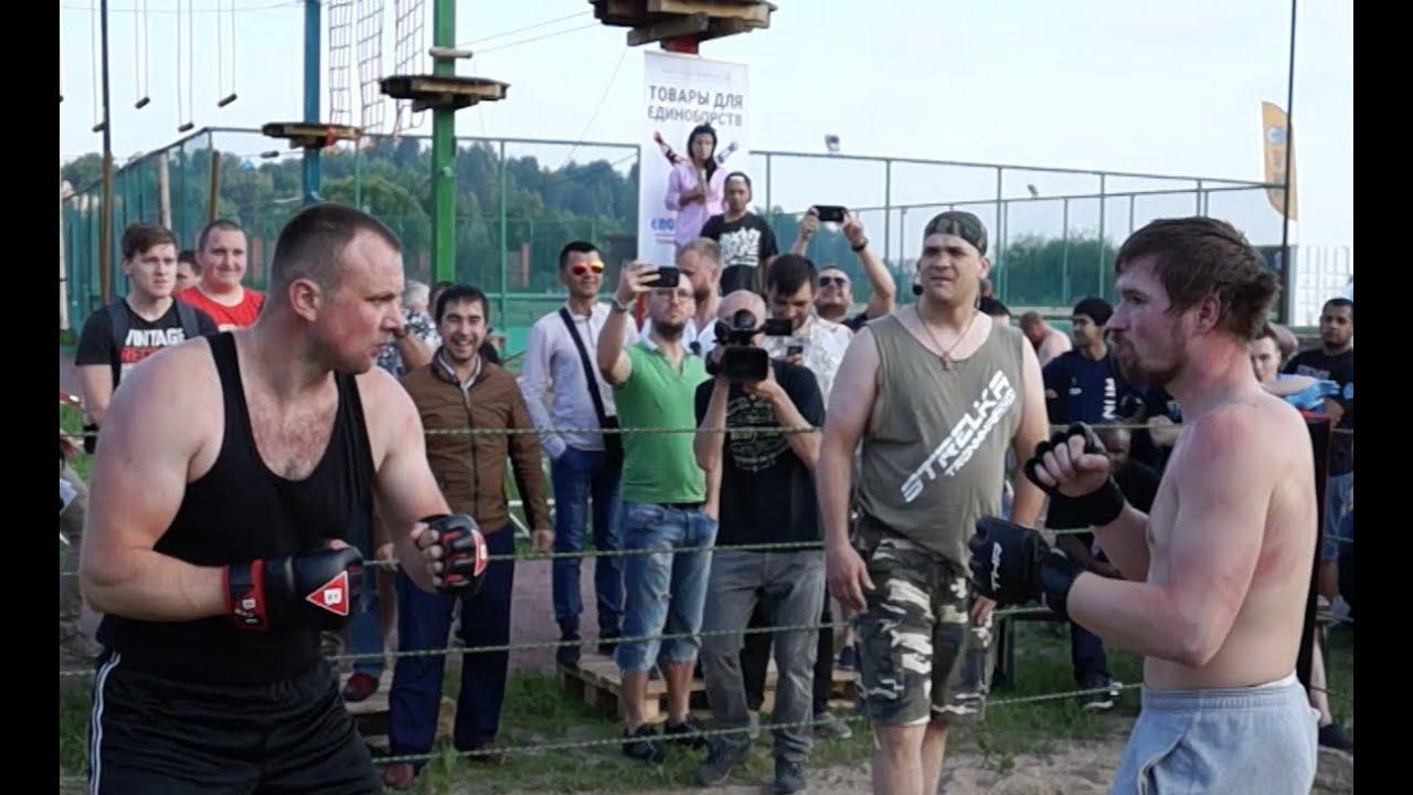 Черная Майка против Остэроя,  Лучший бой сезона !!!