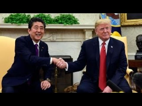 Japan's Abe appreciates the US exercising more leadership in Pacific region: Rep. DeSantis
