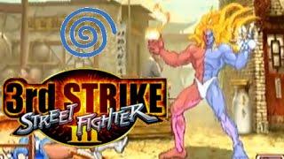 Street Fighter III: 3rd Strike playthrough (Dreamcast)