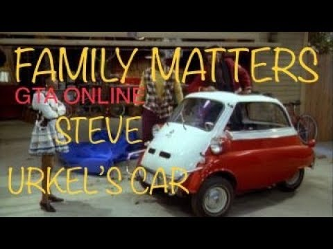 Gta 5 Movie Car Build Steve Urkel S Family Matters