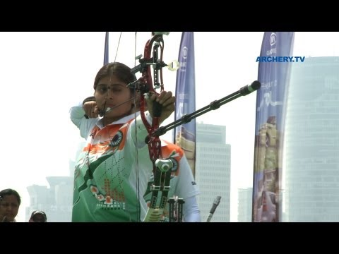 Team Match #1 - Shanghai - Archery World Cup 2012