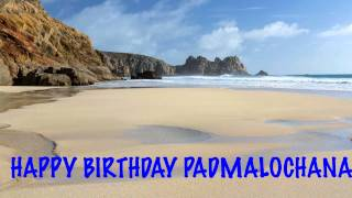 Padmalochana Birthday Song Beaches Playas