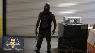 Tommaso Ciampa refuses to explain his heinous actions: Exclusive, Jan. 27, 2018