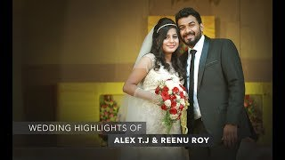 Wedding Highlights Of Alex T.J + Reenu Roy | Christian Pentecostal Wedding | Don Valiyavelicham ©