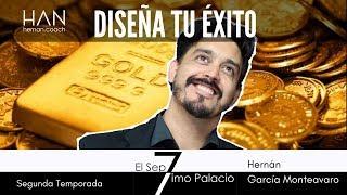 Gambar cover 43. El Sep7imo Palacio con Hernán Garcia - Diseña tu Éxito