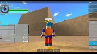 ¡Sólo una bola de dragón! Roblox Dragonball Online