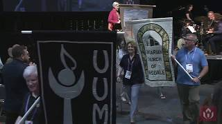 Event #110: General Session I & Opening Ceremony at UUA General Assembly 2018