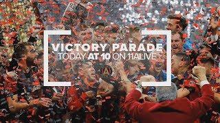 Atlanta United Victory Parade | MLS Cup Champions