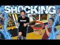 SHOCKING KINECT BASKETBALL