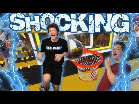 SHOCKING KINECT BASKETBALL!!