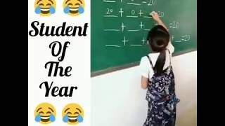 Student of the year || Telented girl || Viral video