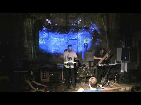 We Don't Exist Live at Ambient Chaos With Video By Jim Tuite