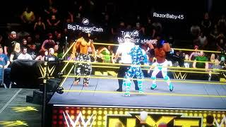 WWE 17 Rematch Nikobellic Trill Xox BigTaurusCam RazorBaby45 Ranked Over the top Rope Open Challenge