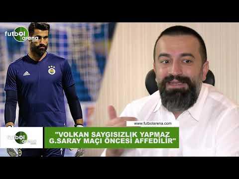 """Murat Aşık: """"Volkan Demirel saygısızlık yapmaz, Galatasaray maçı öncesi affedilir"""""""