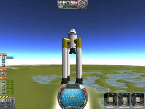 Kerbal Space Program Mod: BirckMod Addon - YouTube