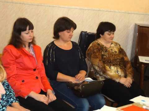 круглый стол для педагогов ДОУ Аннинского района
