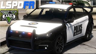 Video GTA V - LSPDFR #17 : Kuruma da Polícia download MP3, 3GP, MP4, WEBM, AVI, FLV Januari 2018