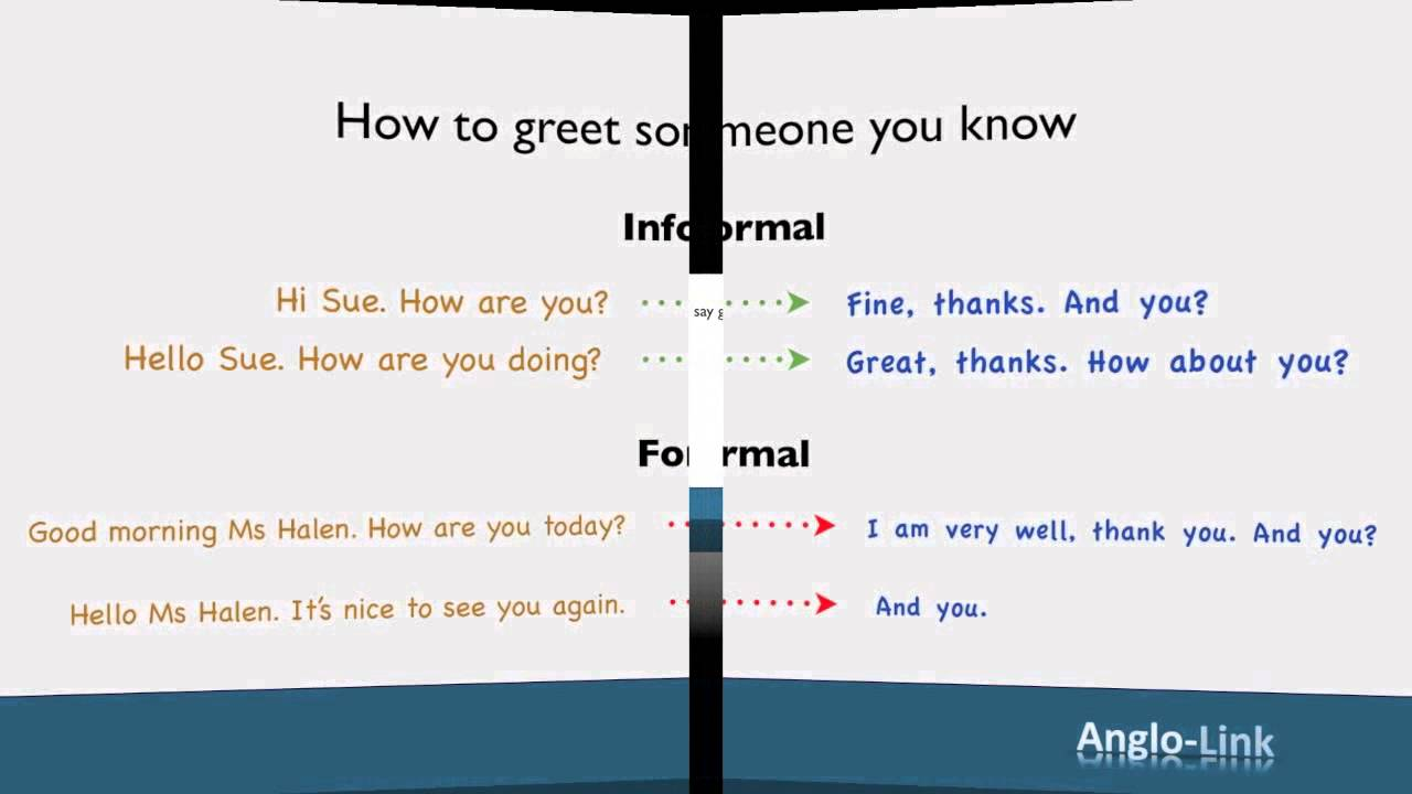 Introductions and greetings learn english conversation youtube introductions and greetings learn english conversation kristyandbryce Gallery