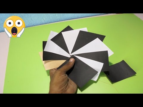 paper magic tricks easy tutorial