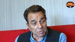 Dharmendra Speaks About Working With Amitabh In The Future   Bollywood News