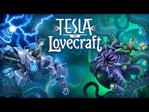 Tesla vs Lovecraft |