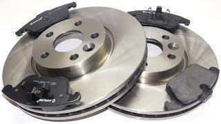 как заменить передние диски / Ford Mondeo 4