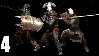 Властелин Колец: Битва за Средиземье 2 - Под Знаменем Короля-Чародея - Битва за Кольцо - (4) 1 vs 5