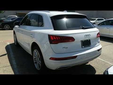 Used 2018 Audi Q5 Dallas TX Garland, TX #V190456A
