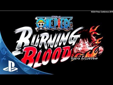 One Piece  Burning Blood: (ワンピース...