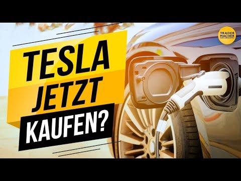 Tesla: Mein Kaufkurs!