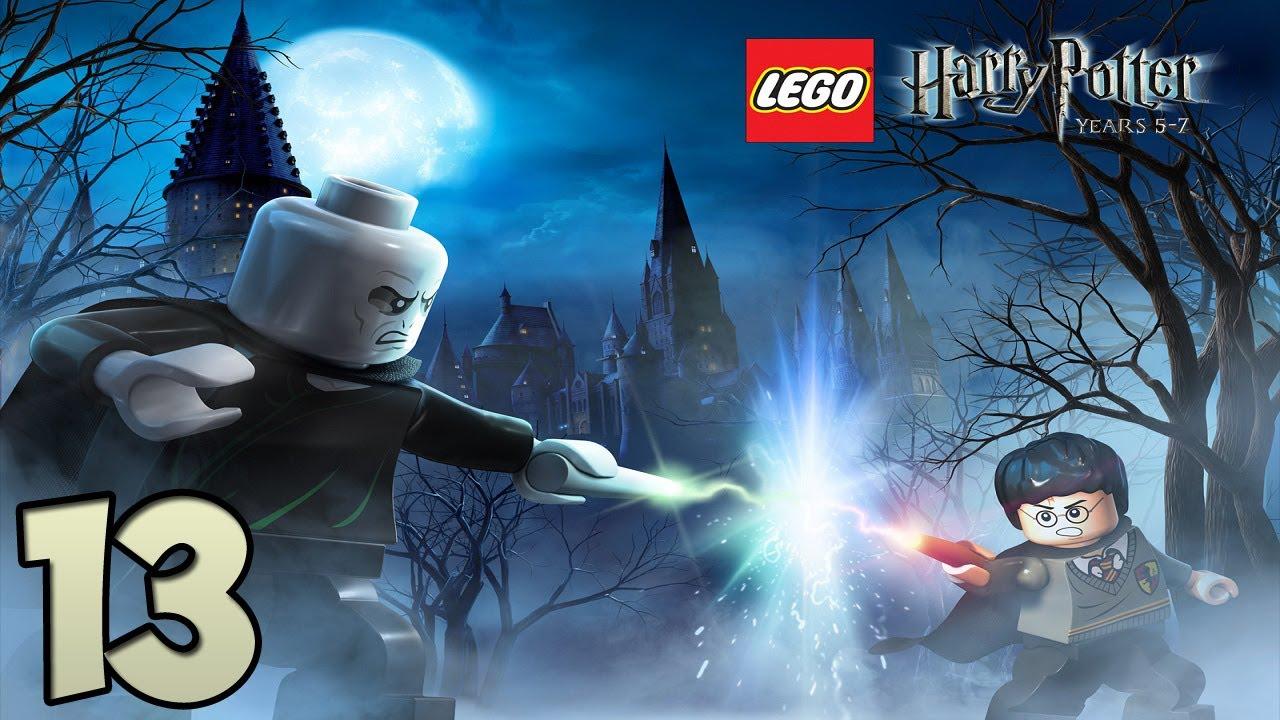 Zagrajmy W Lego Harry Potter Lata 5 7 Odc13 Wesele Youtube
