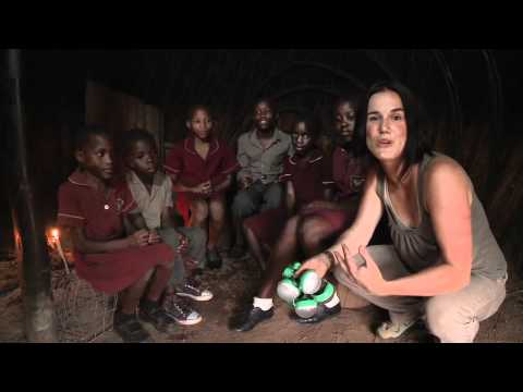 Nokero in Swaziland, Africa