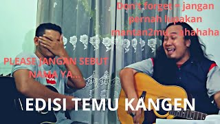 BEE GEES - DON'T FORGET TO REMEMBER ME (cover by Tawatic and friend). Edisi temu kangen... ahahaha