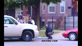 HEY CHICAGO POLICE!!  YALL BAD AS HELL!!