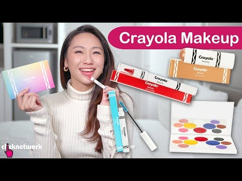 Crayola Makeup - Tried and Tested: EP141