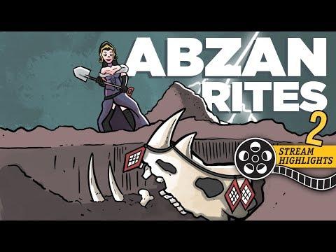 Doing the Rite Thing (Abzan Rites, Modern) – Stream Highlights