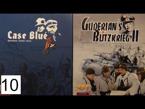 Case Blue + Guderian's Blitzkrieg II Part 10 - Turn 2